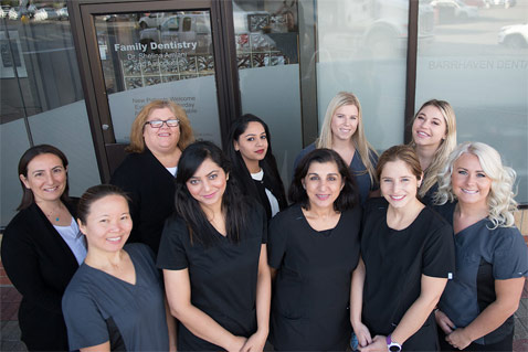 Barrhaven Dental Care Team